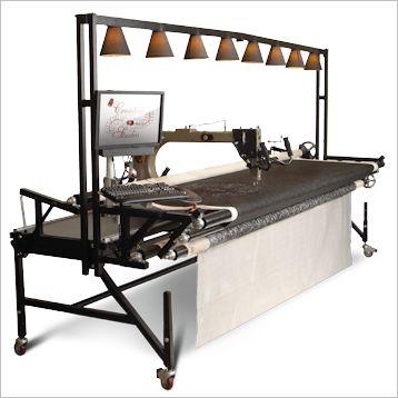 statler longarm quilting machine