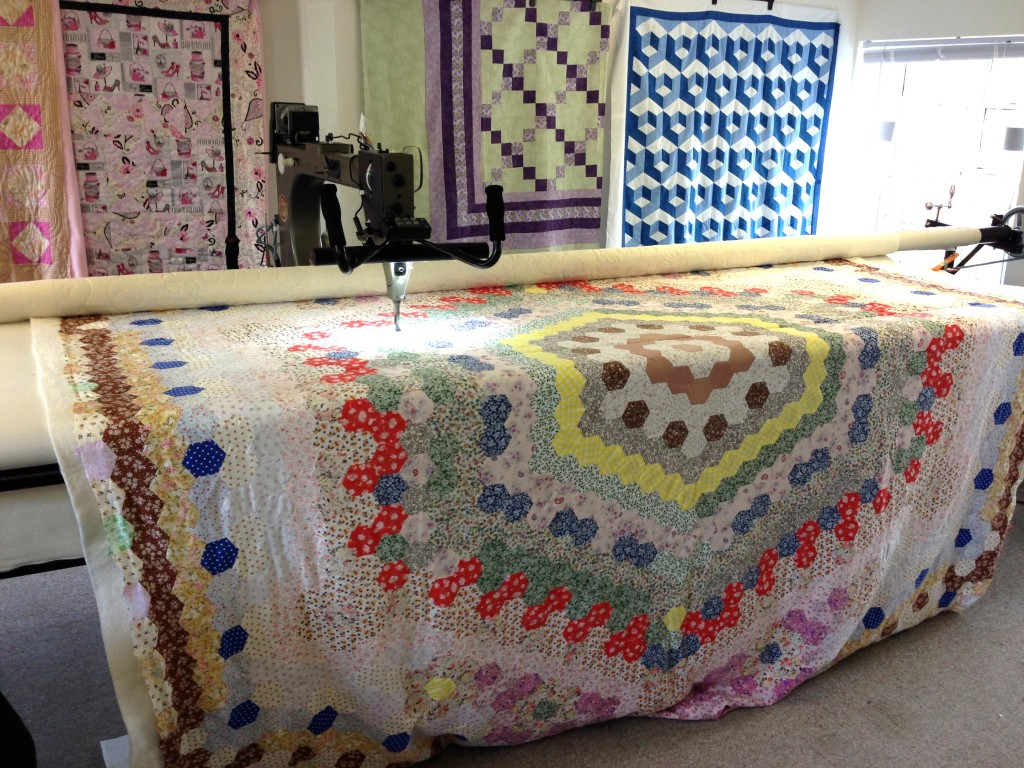 Longarm Quilting At White Orchid White Orchid